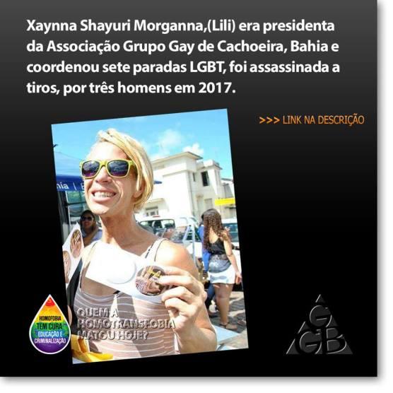 Xaynna Shayuri Morgana