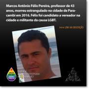 Marcos Antônio F Pereira