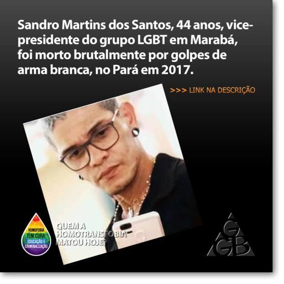 Sandro Martins Santos