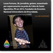 Lucas Fortuna, 28 anos